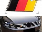 Ablicovkayi emblem Germany Flag Ablocovkayi Logo (Գերմանական մեքենաների համար)