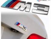 BMW logo M3 ev M5 metaxakan Emblemaner bmw tyuning (բարձր որակ)