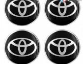 Toyotai Kalpachokneri Nakleyka (4 հատ)