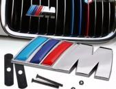 BMW M Emblem Ablicovkai Metaxakan (Բարձր որակ)