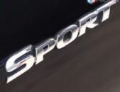 SPORT Emblema Nikelic (somakleyushiy) sport logo 3D meqenayi emblem