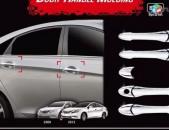 Hyundai Sonata nikel ruchkeqi 2010-2014 drneri ruchkaneri nikel Hyundai Chrome