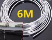 Nikel Moulding chrome Ավտո Աքսեսուար Նիկելից (6 մետր)