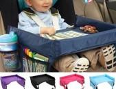 Ավտոմեքենայի մանկական նստատեղի ճամփորդական սեղան