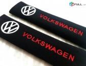 Volkswagen Ամրագոտու Չեխոլներ (2 հատ) Ավտո Սթայլ