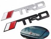 TRD Metaxakan Emblem Auto Style