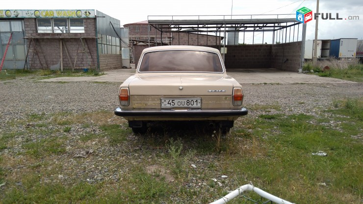 GAZ 24 , 1987թ.