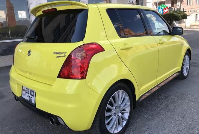 Suzuki Swift , 2006թ.