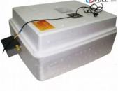 104 Ձվի Ինկուբատոր Цифровой + 12 Վ + Խոնավության ցուցիչ + 2 Решотка inkubator
