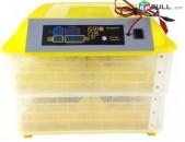 Ինկուբատոր 112 ձվի Ավտոմատ + 12Վ Inkubator инкубатор