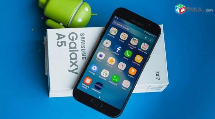 Lriv nore. Samsung A5 2017 duos 3gb 32gb 16.16mpx nman gin chka