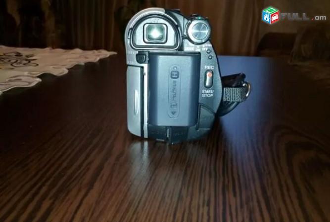 Sony camera տեսախցիկ mini dv
