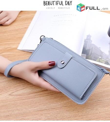 Կանացի դրամապանակ Elegant / առկա է 3 գույնի /