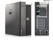 Dell Precision T3600, Xeon E5-1603 2.80GHz,16GB DDR3, 120GB SSD, Quadro 2000 1GB, Win10 Pro