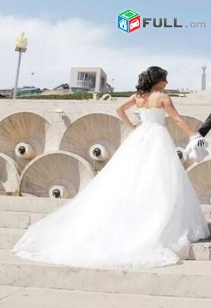 Հարսանյաց գեղեցիկ զգեստ # 27 harsi shorer հարսի շորեր harsi shor