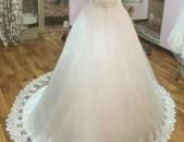 Հարսանյաց գեղեցիկ զգեստ # 19 / 1 harsi shorer հարսի շորեր harsi shor