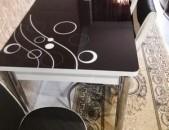Խոհանոցի սեղան աթոռններ