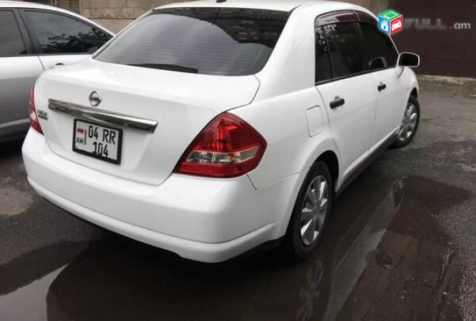 Nissan Tiida , 2008թ․