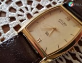 SEIKO 24k Gold (New) Made in Japan