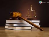 Իրավաբանական ծառայութունների մատուցում