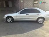 Mercedes-Benz C240 , 2000թ. W203