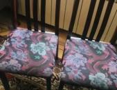 Աթոռներ, 6-հատ, Մալազիական