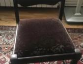 Փայտե աթոռներ, գերմանական, 6-հատ