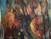 Անդրանիկ Պետրոսյան (1925թ.) Գառնիի ձորը (1976թ.)