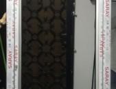 Թերմո Եվրո դուռ իր ավազեպատ ապակիով ինքնարժեքով նոր termodur evrodur ir apakiov dur дверь