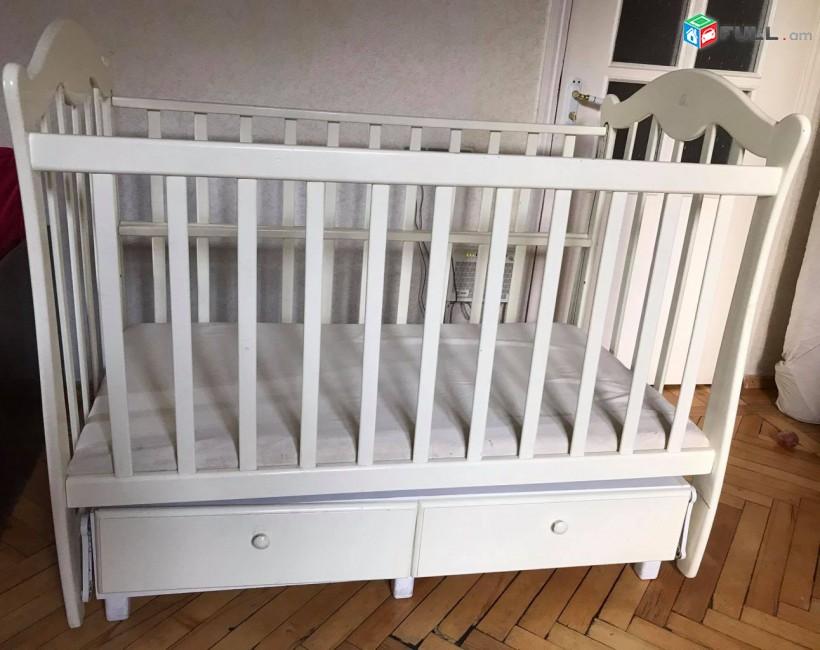Մանկական մահճակալ փայտյա / mahchakal /  кровать