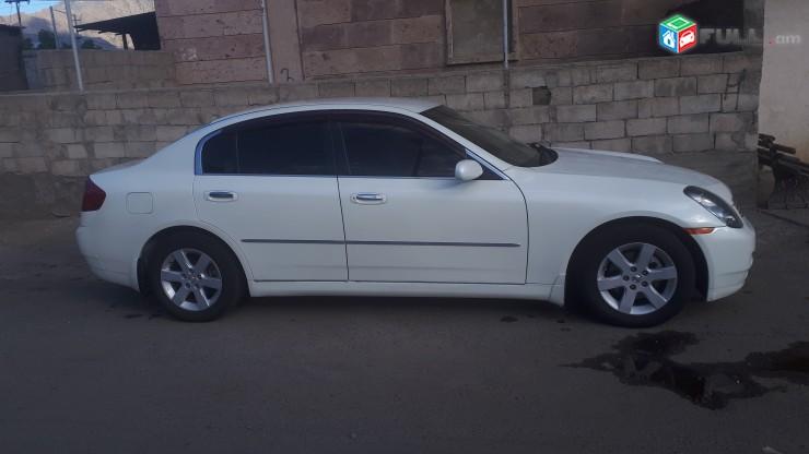 Nissan Skyline , 2004թ.