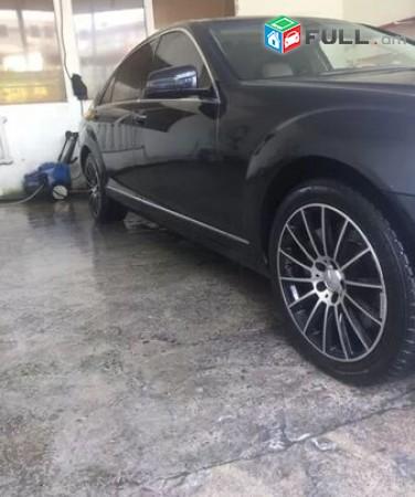 Mercedes-Benz S 450 , 2007թ․