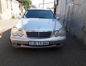 Mercedes-Benz C 180 , 2001թ.