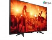 Հեռուստացույց philips 32pht4101 + aparik texum erashxiq 024