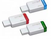 Usb Flash Kingston DT50 16Gb 32gb 64gb USB 3.0 նոր անվճար առաքում