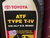 ATF, karopki yux, filtr