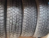 215 65 16 MICHELIN FIRMA. 4hat. 90% texadrum anvjar