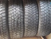 215 65 16 MICHELIN FIRMA M + S 4hat 90% texadrum anvjar
