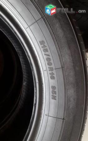 215 60 16r YOKOHAMA firmayi japn 4hat 80% lav vijak texadrum anvjar