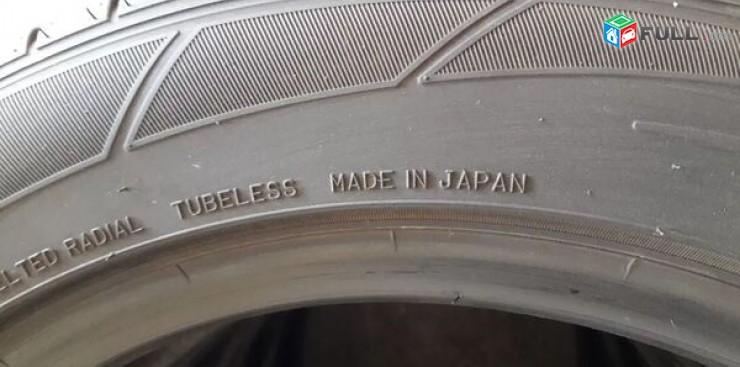 215 55 17 DUNLOP JAPAN 90%. 4hat gerazanc vijak texadrum anvjar