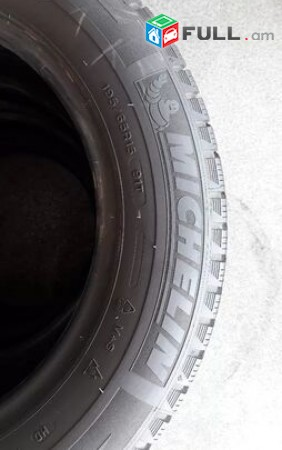 195 65 15r MICHELIN M + S 4hat 90% texadrum anvjar