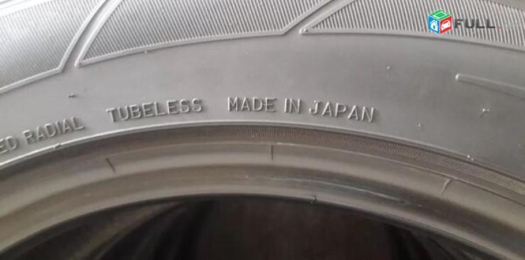 215 55 17 DUNLOP JAPAN 90% 4hat gerazanc vijak texadrum anvjar