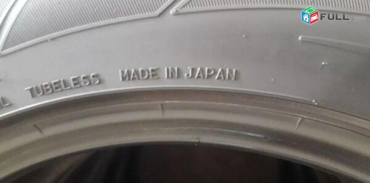 215 55 17 DUNLOP JAPAN. 90% 4hat gerazanc vijak texadrum anvjar