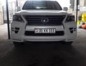 Lexus LX 570 , 2010 - 2011թ․