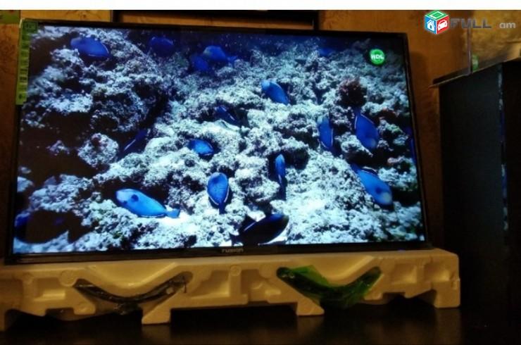 FUSION 40դույմ DVBT2 DVBC DIRECT LED ECO
