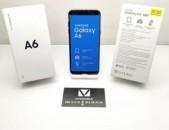 Samsung Galaxy A6 600 2018 1 տարի երաշխիք + ապառիկ վաճառք