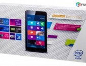 Tab  պլանշետ Digma Eve Windows 8.1 3G sim cart 8 էկրան + նվեր 16gb chip