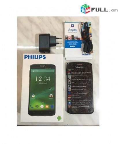 Philips CTI928 RAM 2 gb ROM 16 gb + նվեր 32գբ չիպ իդյալական վիճակ տուփով