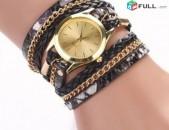 Կանացի ժամացույց + թևնոց. Առկա է 3 գույն... jamacuyc. часы