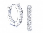 Կանացի զարդեր. ականջօղ. ականջօղեր. Օղակներ. արծաթ 925 հարգի. akanjox. серьги